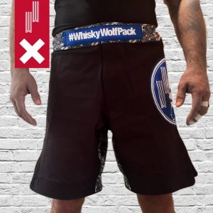 Whisky Wolf - Roots Shorts