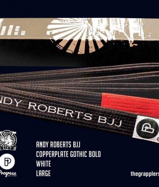 Custom BJJ Blackbelt